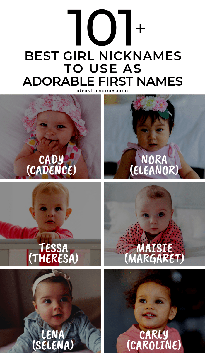 Beste nicknames
