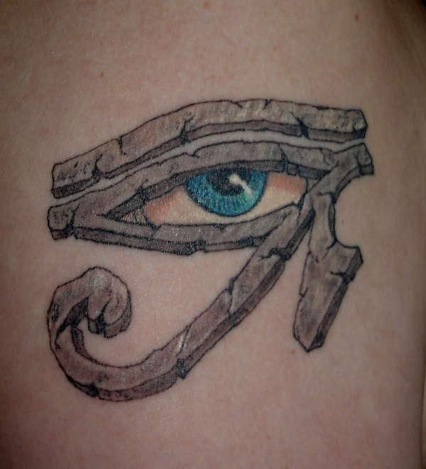 Symbol egyptian eye tattoos | Tattoo.pw | Evil Eye ...