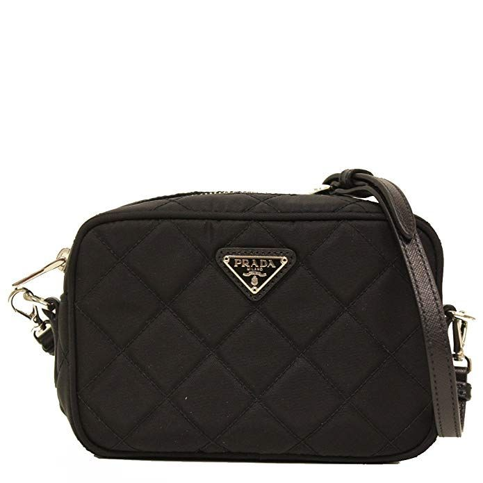 bd4f8cbfaa85 ... where can i buy prada tessuto small black quilted nylon crossbody  shoulder bag bt1028 designer handbags ...