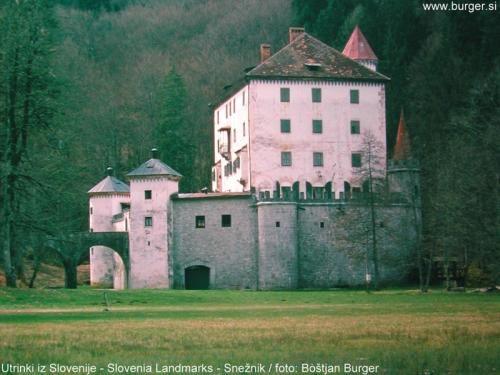 Castle Photo Archive, Sneanik, Slovenia