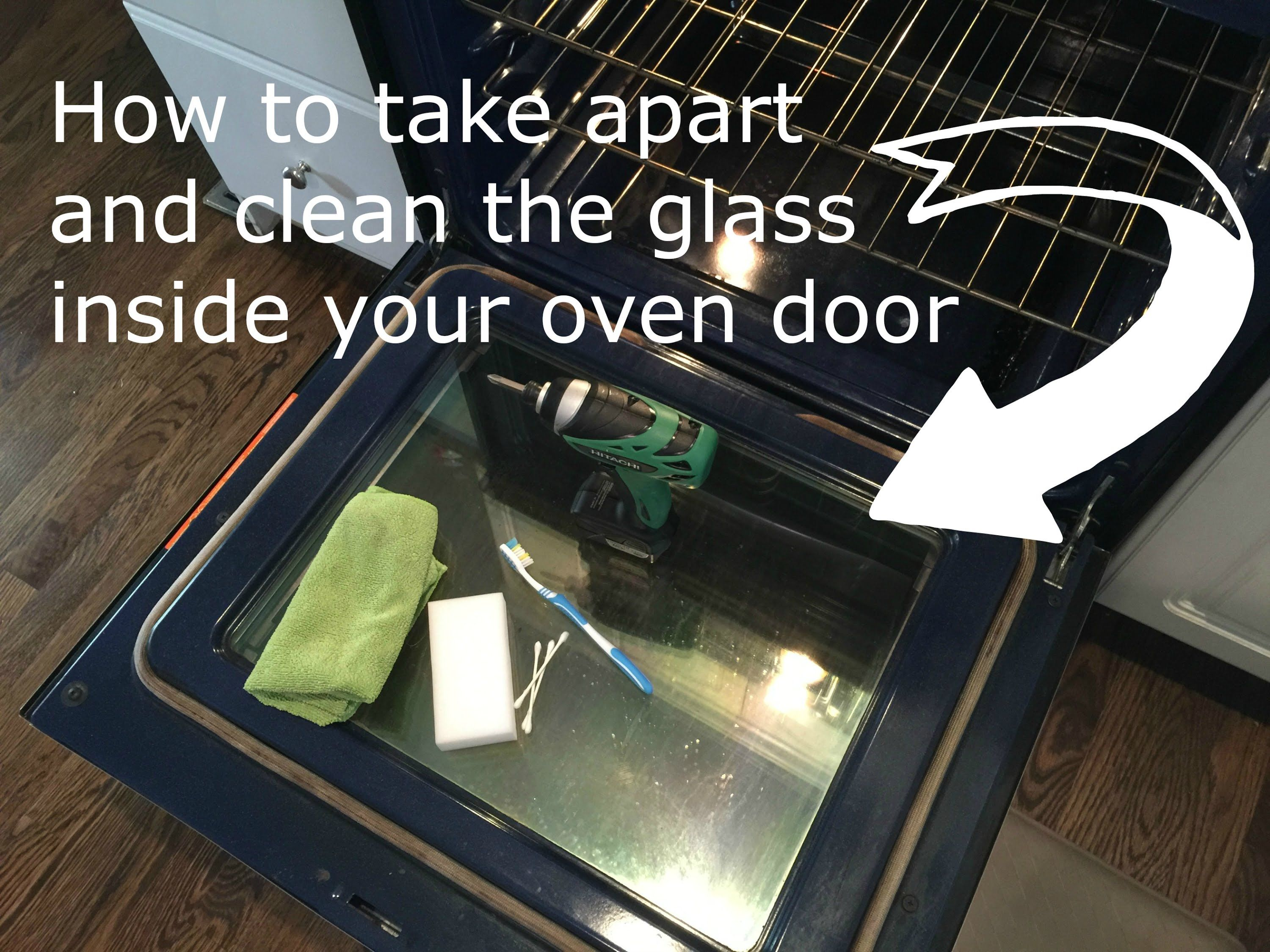 How To Clean Inside Oven Glass Doors Cleaning Hacks Spring Cleaning Cleaning Painted Walls