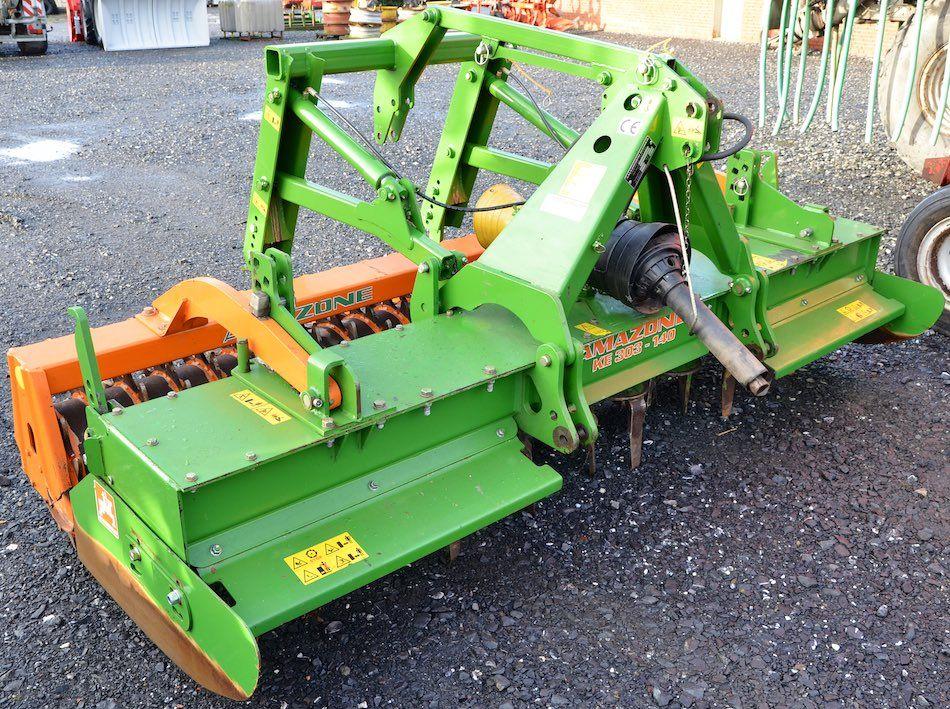 Amazone Ke 303 140 Kreiselegge Mit Zahnpackerwalze Gartentechnik Landmaschinen Munster