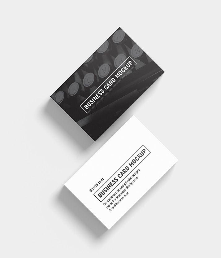 Business cards mockup 85x55 mm pinterest mockup business business cards mockup 85x55 mm colourmoves