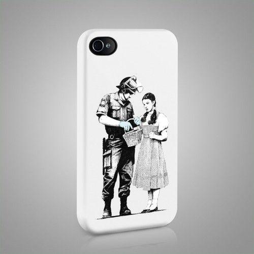 Bansky: Design 15 iPhone and Samsung Phone Case