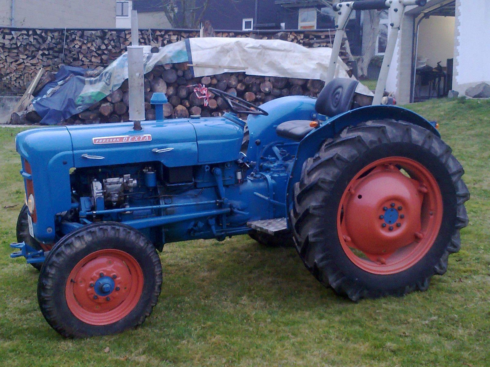 Fordson Super Dexta Tractor Bonnet Excellent Quality