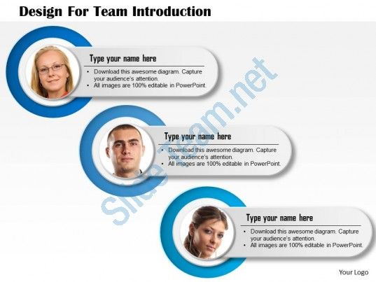 0714 business consulting design for team introduction powerpoint ...