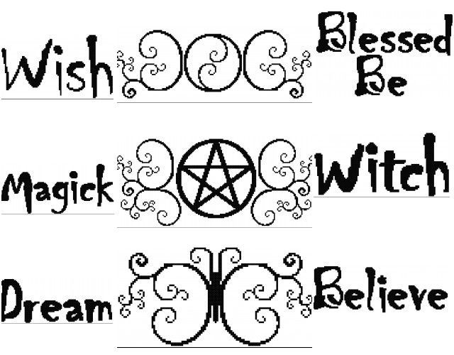 Image result for small pentacle chart (With images