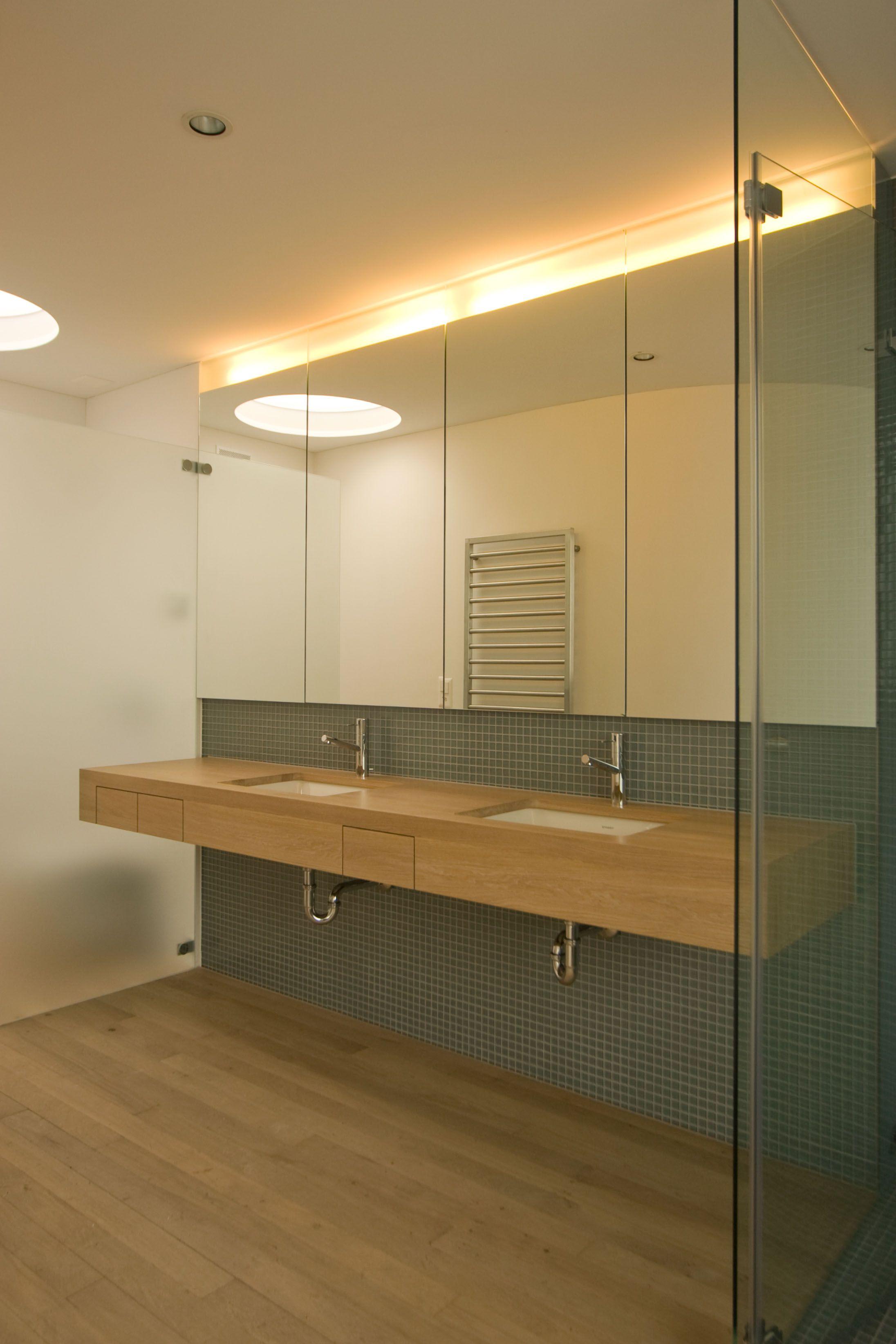 Badezimmermöbel eiche massiv  Waschtisch in Eiche massiv | # B A D | Pinterest | Waschtisch ...