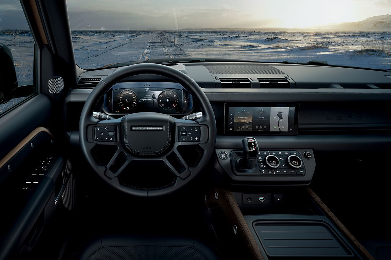 2020 Land Rover Defender Colors And Accessories Revealed In 2020