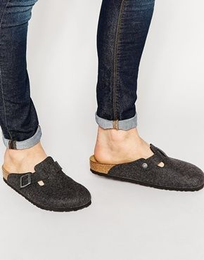 88e0019d9d11 Birkenstock Boston Mules