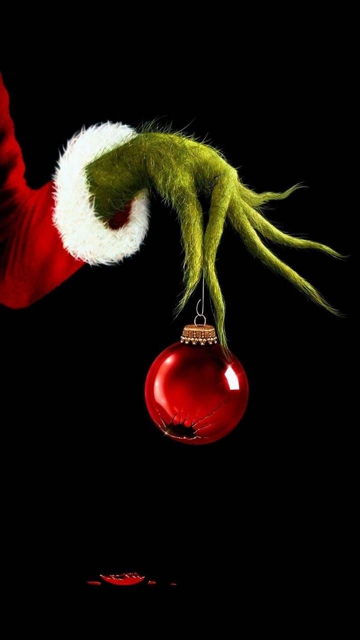 Download grinch ornament wallpaper by risingphoenix84 52