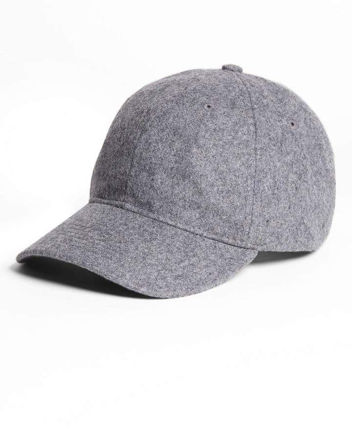 a259989f30b Brooks Brothers Wool Baseball Hat