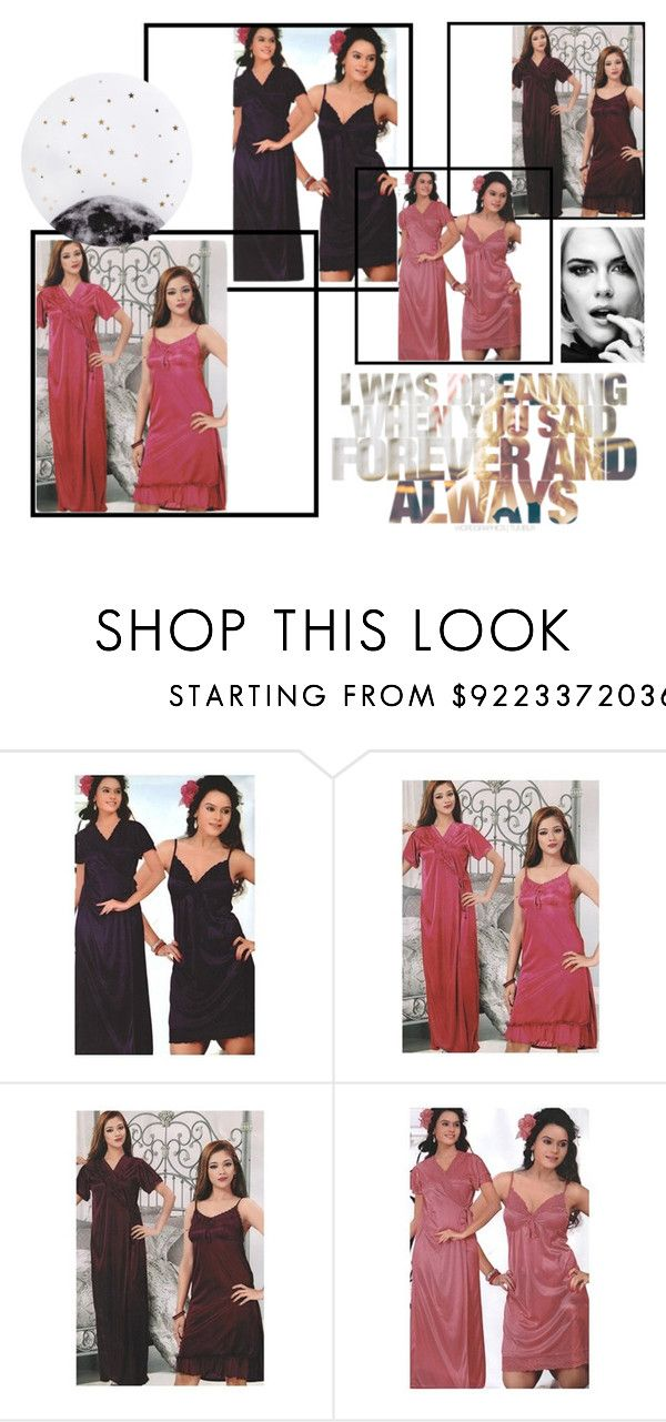 ... womens Hot   Sexy Nighties by India Trendzs. 2 PC SHORT NIGHT DRESS  WITH OVERCOAT by lavanyas-trendzs on Polyvore featuring Lollipop http 4077e93fe