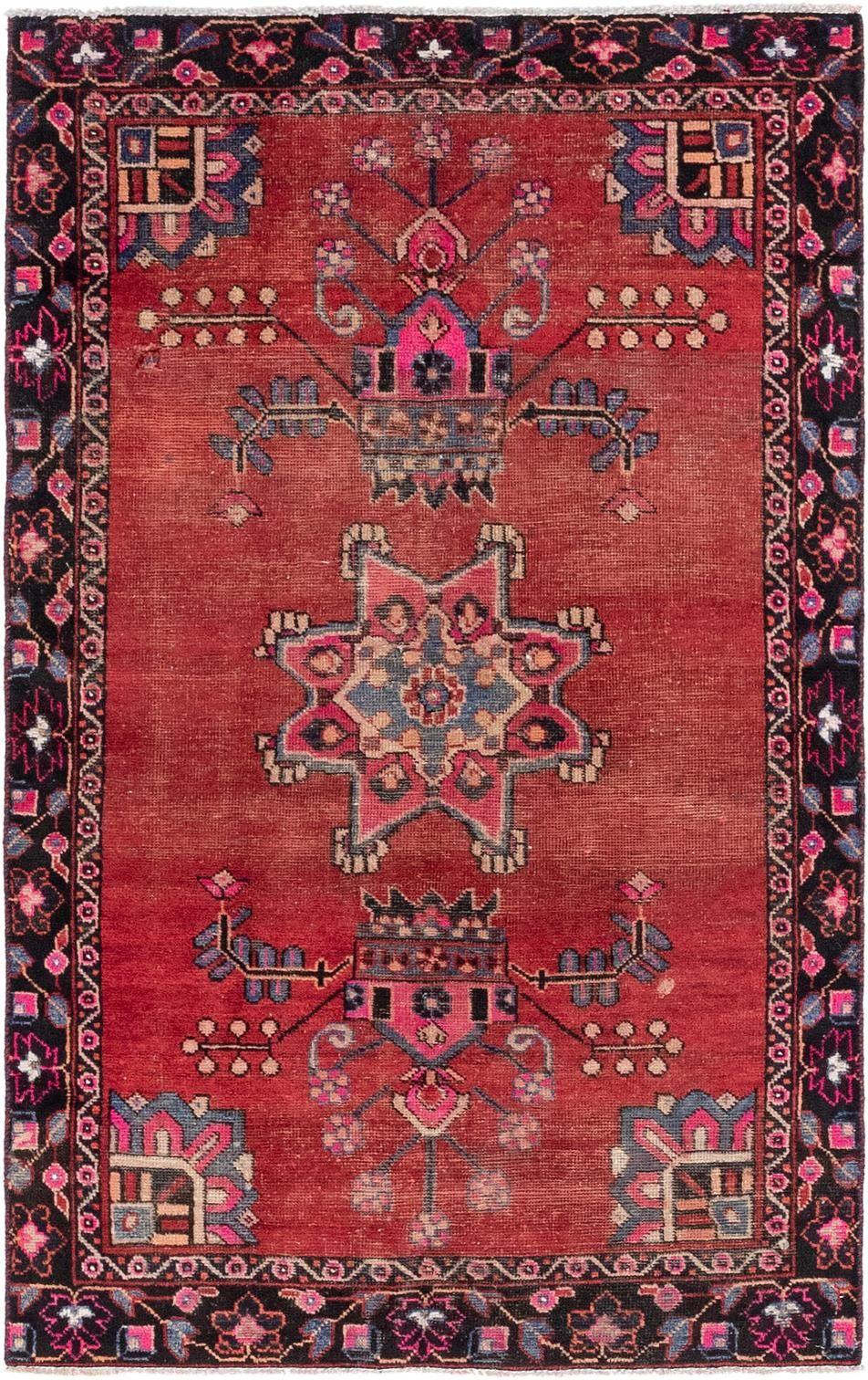 3 4 X 5 4 Ferdos Persian Rug In 2019 Persian Rug