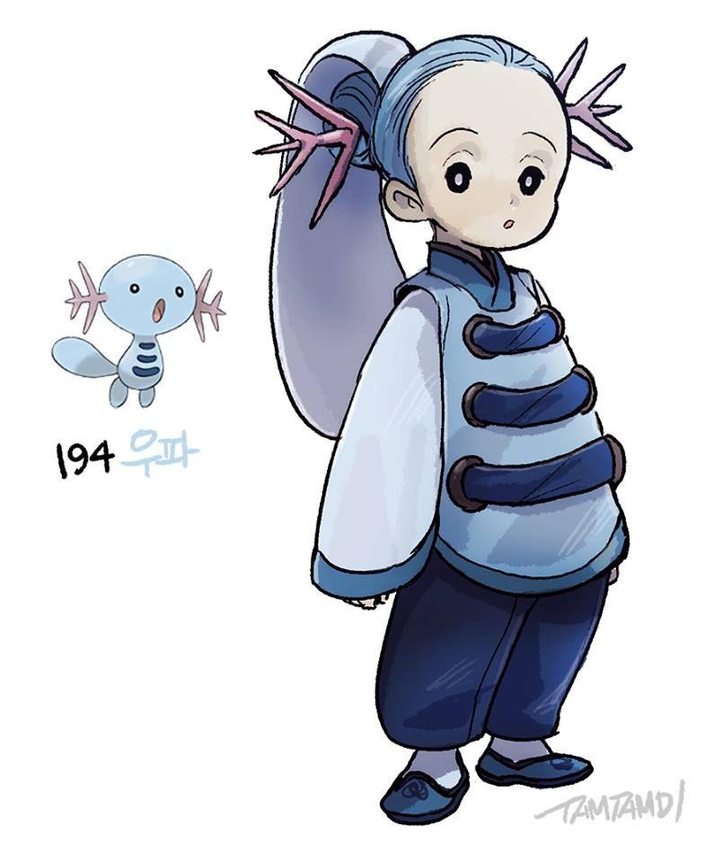 194. Wooper     http://tamtamdi.tumblr.com/