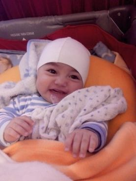 El placer de despertar con un bebé sonriente   Blog de BabyCenter