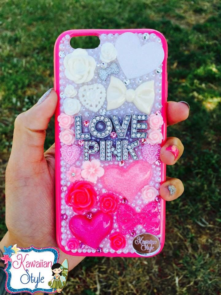 iPhone 6 Victoria Secret PINK Ombre Inspired Case by KawaiianStyle on Etsy https://www.etsy.com/listing/228554725/iphone-6-victoria-secret-pink-ombre