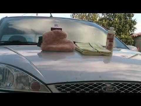 lavado del auto- simple