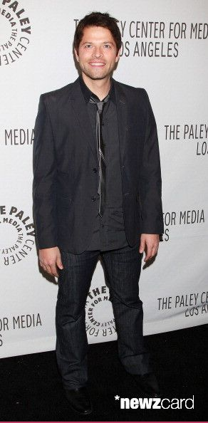 Actor Misha Collins attends the Paley Center for Media's PaleyFest 2011 event honoring 'Supernatural' on March 13, 2011 in Beverly Hills, California.  (Photo by David Livingston/Getty Images)