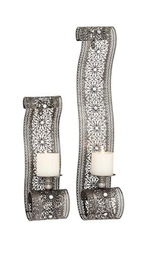 Deco 79 Metal Candle Sconce, 26 by 16-Inch, Set of 2 Deco 79 http://www.amazon.com/dp/B00KR8TUQU/ref=cm_sw_r_pi_dp_xOfjvb1QE89PT