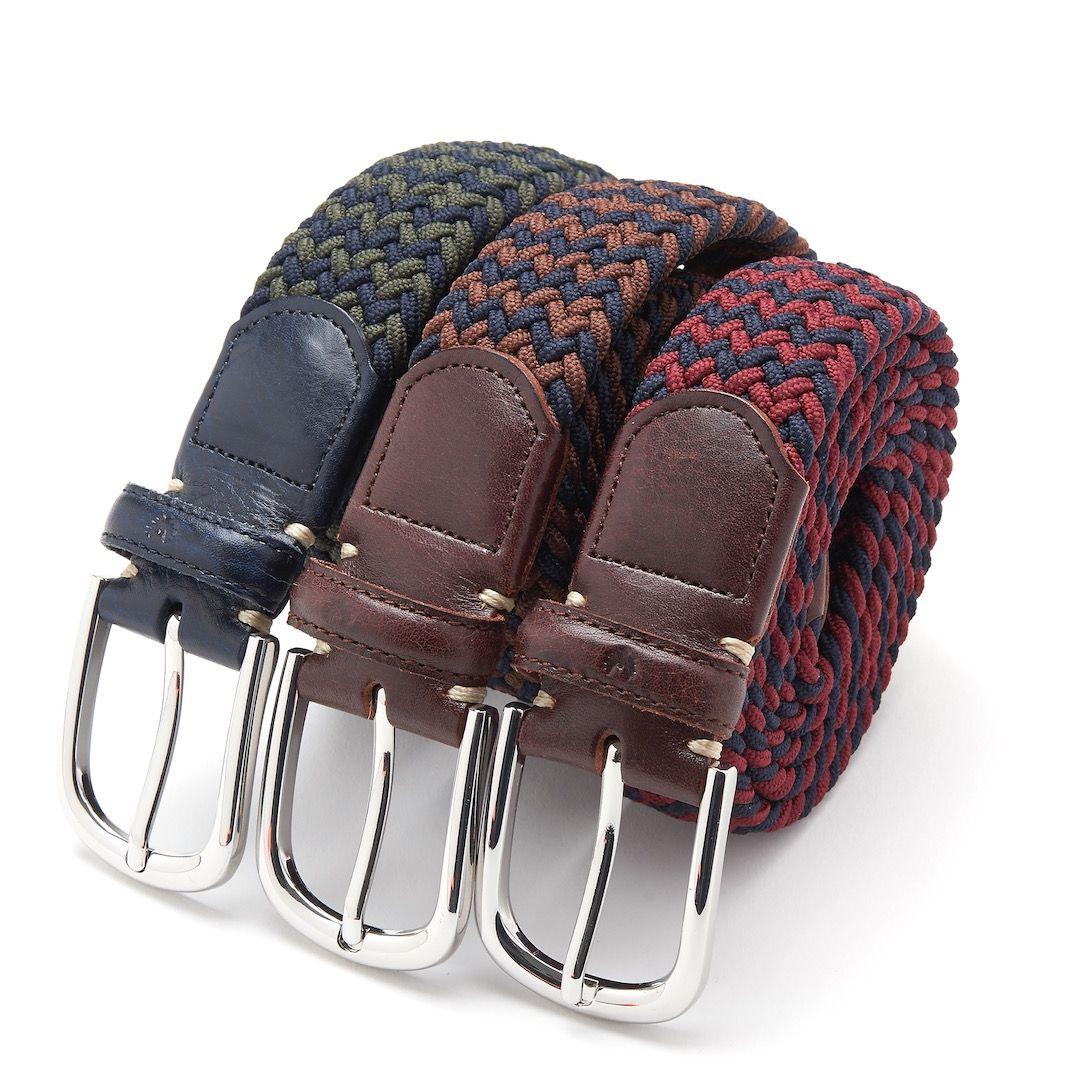 belt #belts #brydonbrothers #wovenbelt #stretchbelt
