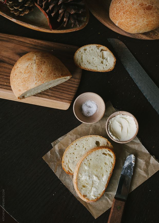 No Knead Buttermilk Bread Dutch Oven Loaf Boules Kitchen Confidante Recipe Buttermilk Bread Food Bread Recipes