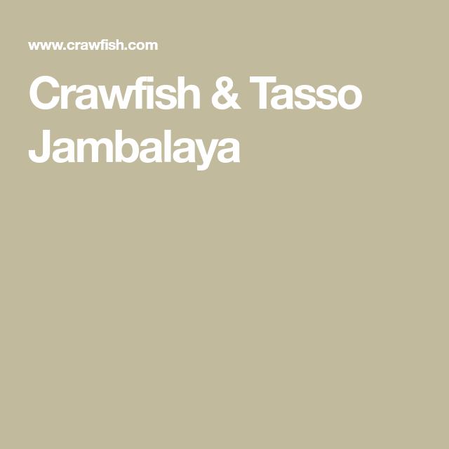Photo of Crawfish & Tasso Jambalaya