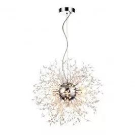 Lampa Wiszaca Pearls 5 X 33 W G9 Chrom Lampy Wiszace Decor Home Decor Lamp