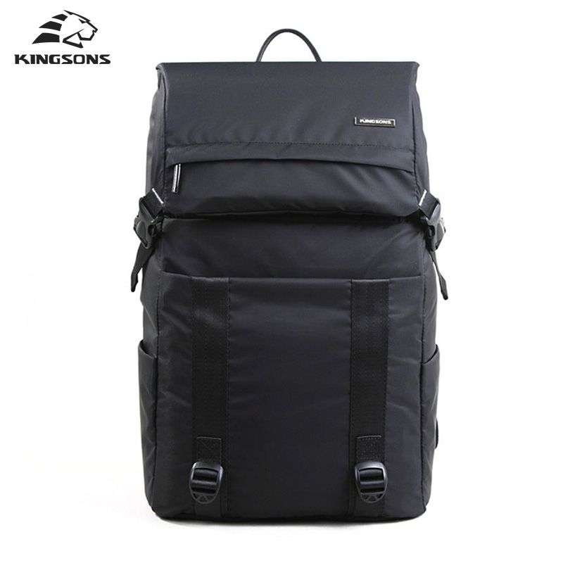 Kingsons Everest Stylish Men's Laptop Backpack Waterpoof Nylon ...