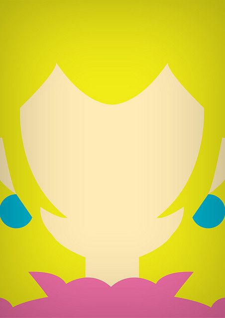 Guessing Game Minimalist Mario Kart Characters Mario Kart Characters Peach Background Mario