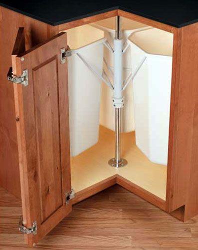 Clever Corner Storage Ideas For Your Kitchen Kitchen Cabinet