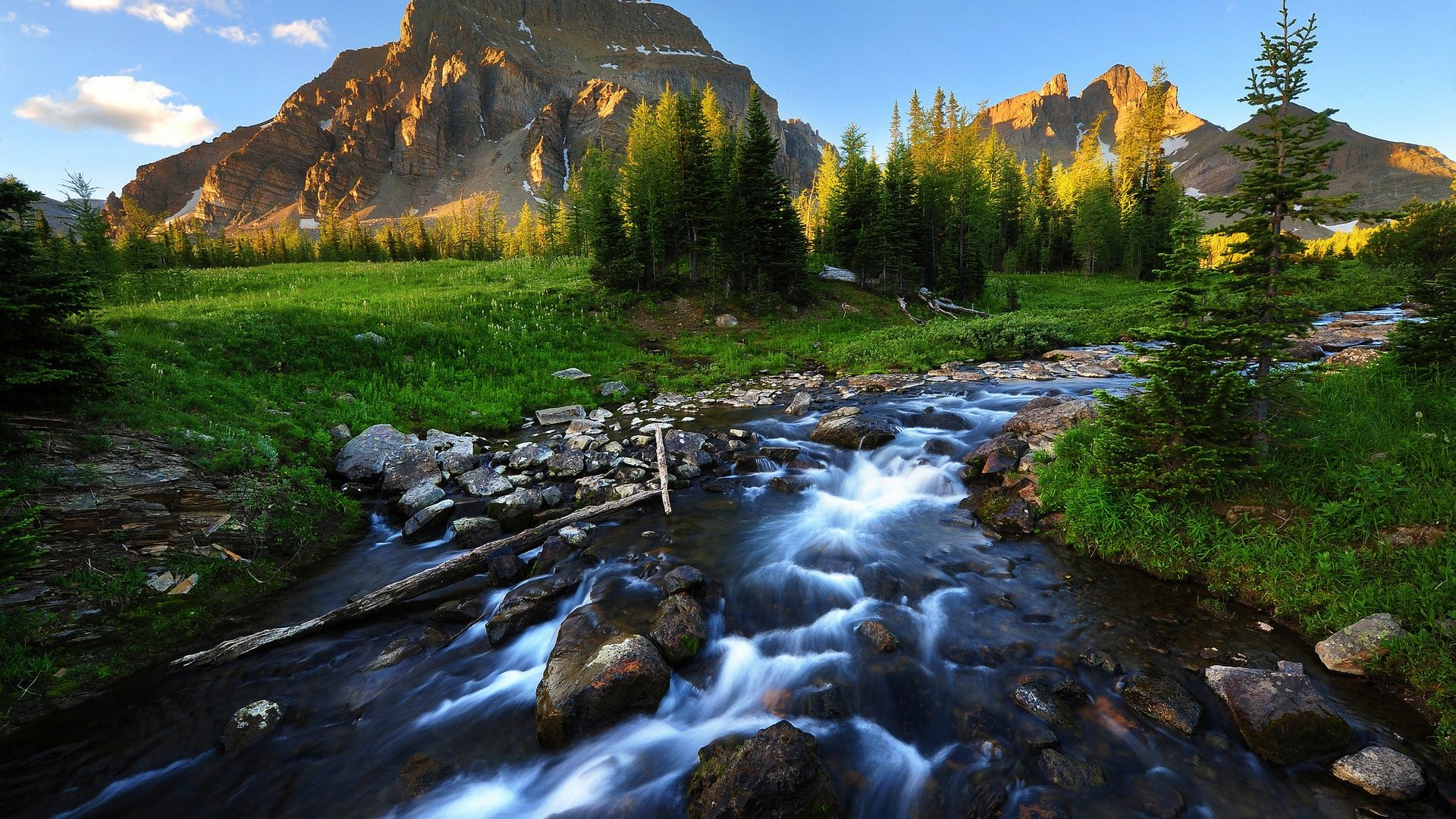Beautiful River Wallpaper Hd