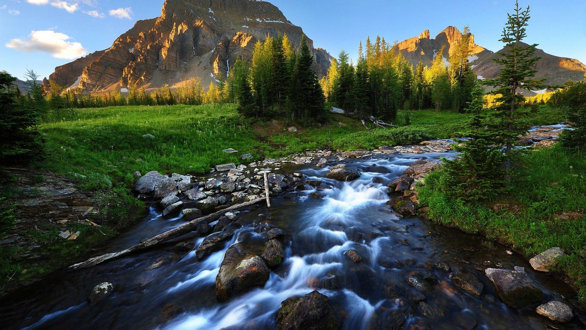 beautiful river hd 1080p wallpapers