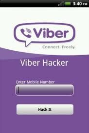 Hack activation code viber