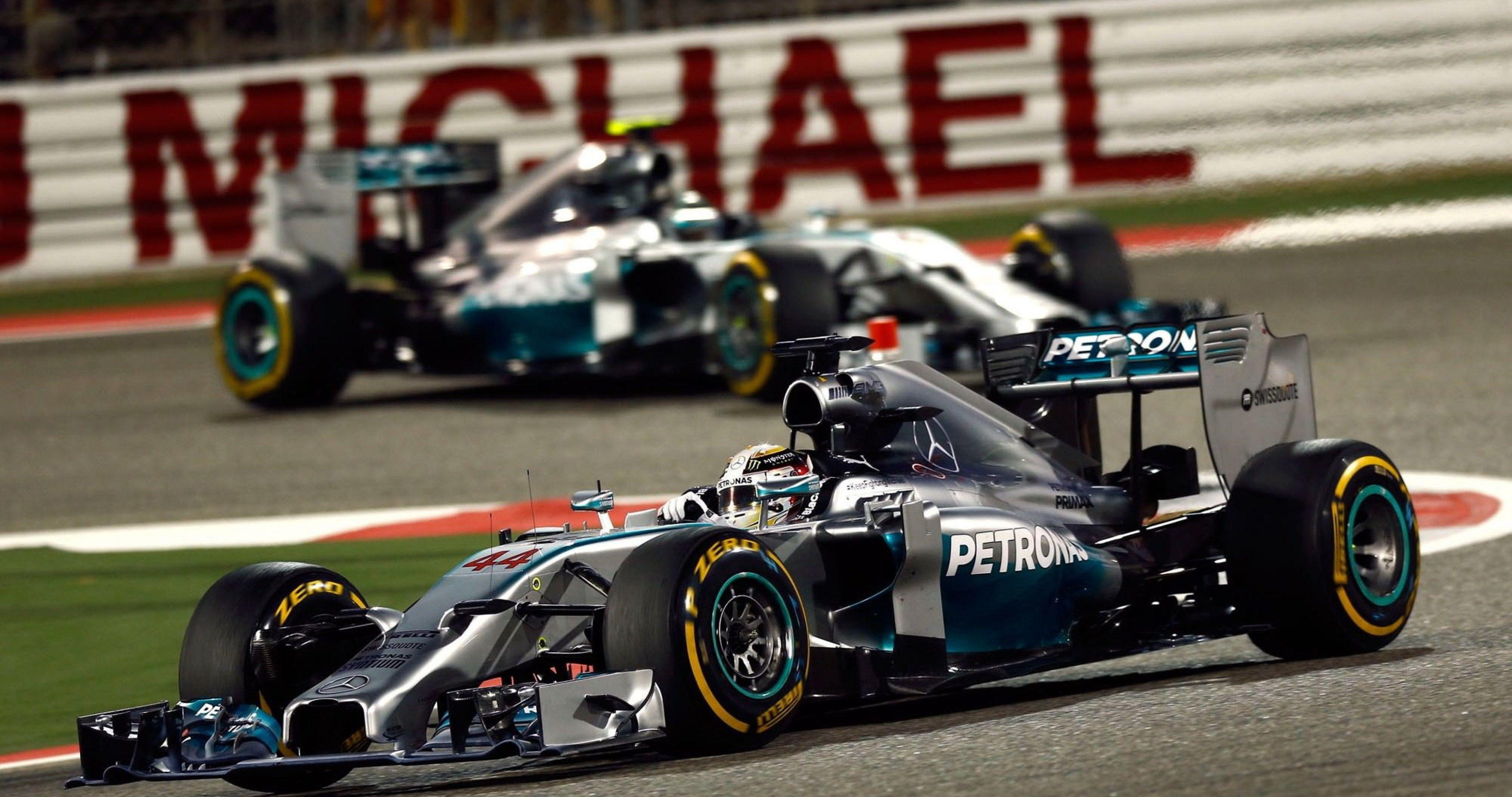 Mercedes Amg Petronas F1 Hd Hintergrundbilder 4k