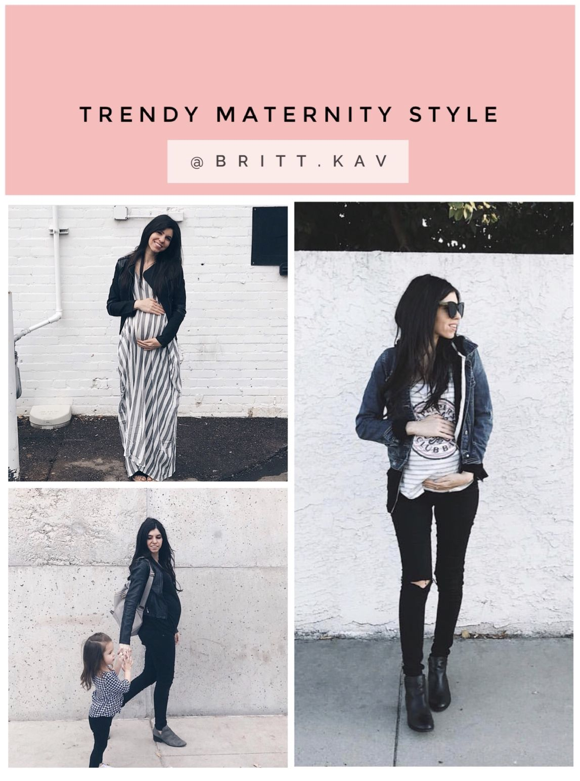 8e71bfe4e37ba Maternity fashion guide / Edgy + alternative style for your baby bump / Pregnancy  styles that are cute yet comfortable. #babybump #pregnant #maternity ...