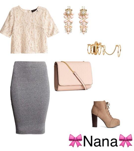 ღ Une tenue chic pour aller faire les boutiques ღ Créer par Nana.