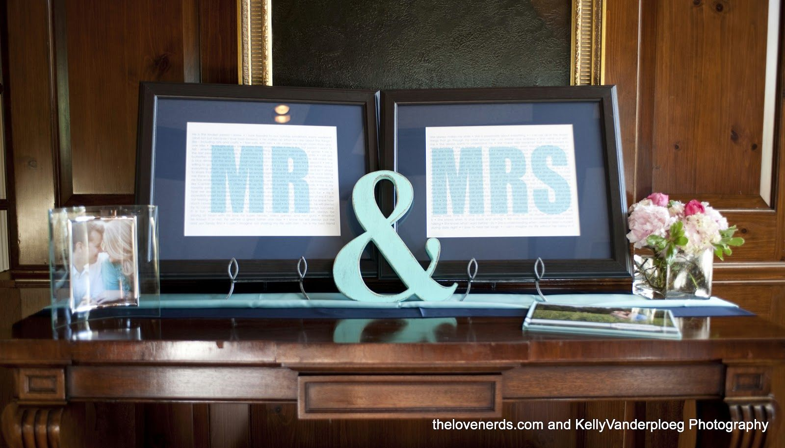 wedding mr and mrs prints that say exactly why the bride