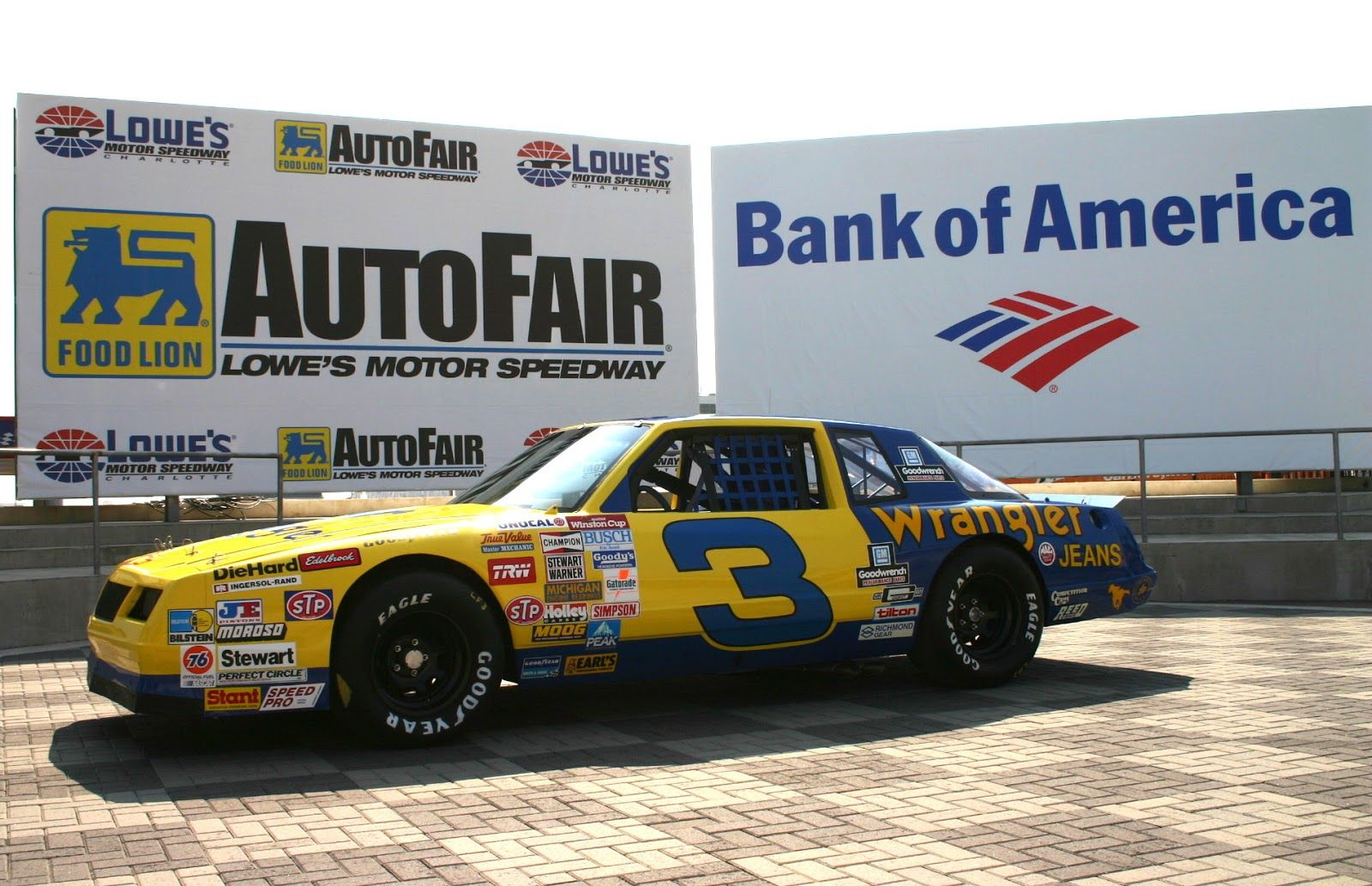 Paint Schemes Race Car Paint Schemes Ideas  Two Of My Favorite Stock Cars Of