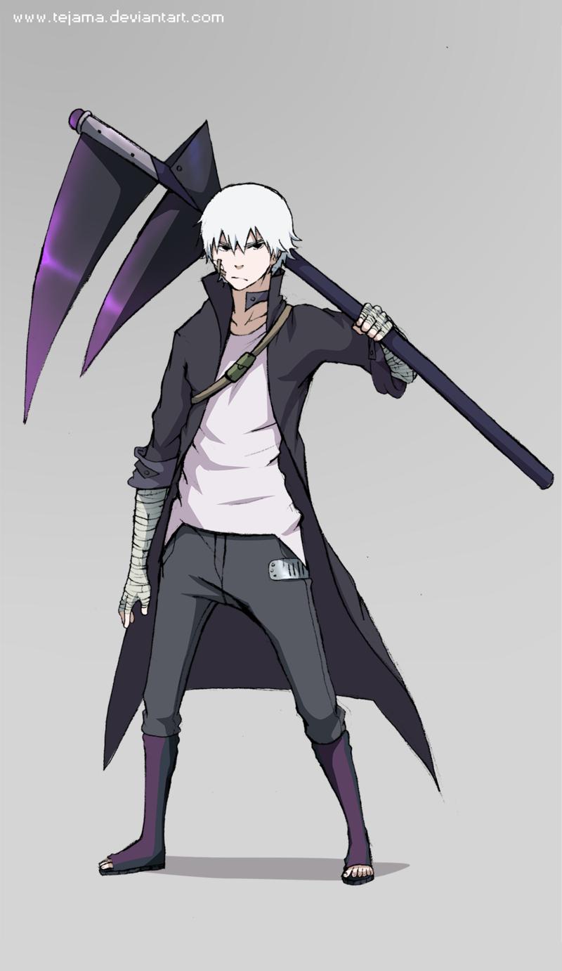 Naruto OC Yukio by on DeviantArt