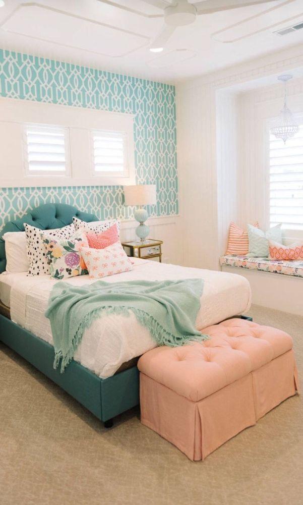 56+ Dream Girl Bedroom Design Ideas for 2020 Part 15 # ...