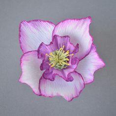 Handmade crepe paper flowers creaciones en papel pinterest handmade crepe paper flowers mightylinksfo