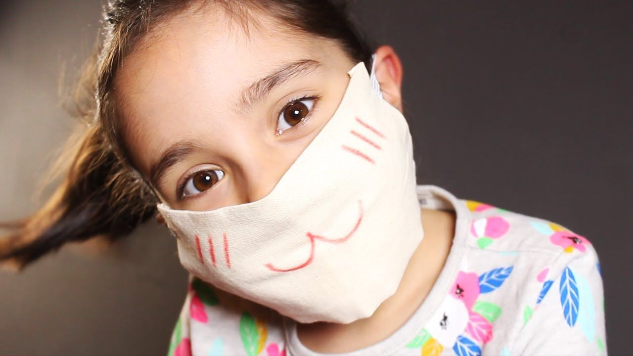 DIY Medical Mask with Changeable Filter in 2020 Medical