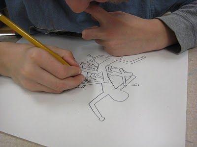 We love Keith Haring! | Dali's Moustache