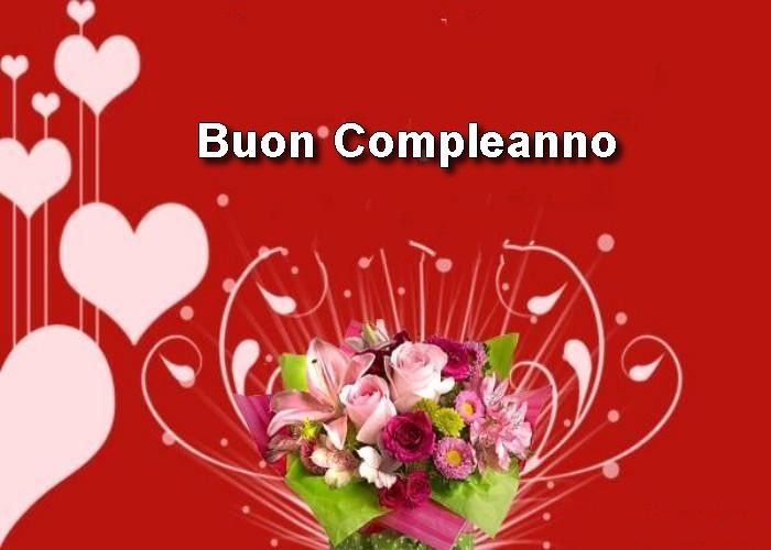 Free download Happy Birthday in Italian picture image and share it – Birthday Greetings in Italian