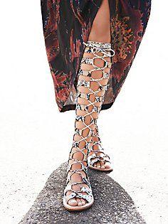 Rae Gladiator Sandals