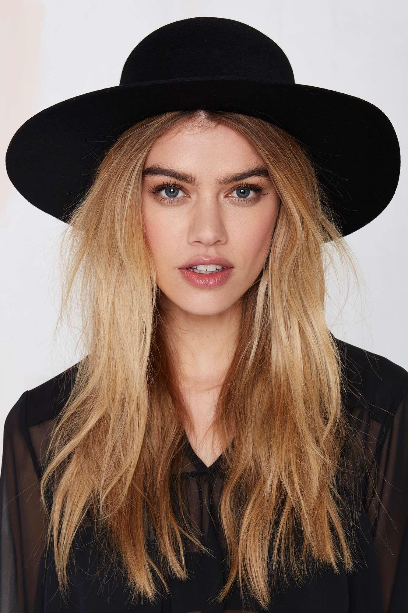 Brixton Magdalena Wool Hat  273ce6434711