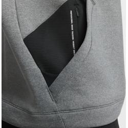 Nike Pro Fleece-Hoodie für Herren – Grau NikeNike