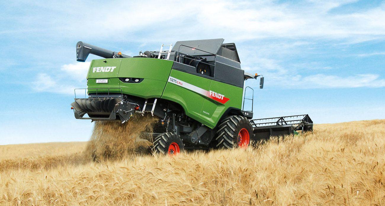 Threshing Systems Fendt C Series Combines Products Agco Gmbh Fendt Traktoren Mahdrescher
