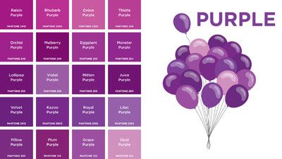 Plum Vs Purple Help Weddings Planning Style And Decor Do It Yourself Wedding Forums Weddingwire